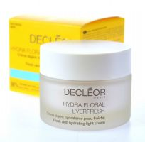 Decleor Hydra Floral Everfresh Skin Hydrating Cream Light 50ml Neroli Oil
